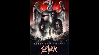 SLAYER to release a movie Slayer The Repentless Killogy + live CDLP set..!