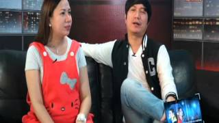 Tambalan sa RHTV - Nicole Hyala and Chris Tsuper with Beatboxer Gio Malixi