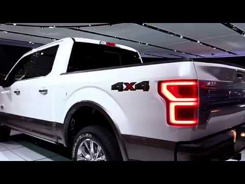 2018 Ford F150 King Ranch XL Premium Features | New Design Exterior Interior | First Impression