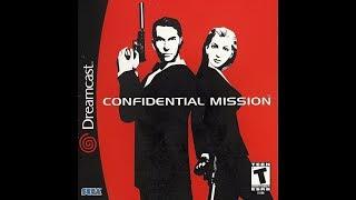 DREAMCAST NTSC GAMES: Confidential Mission