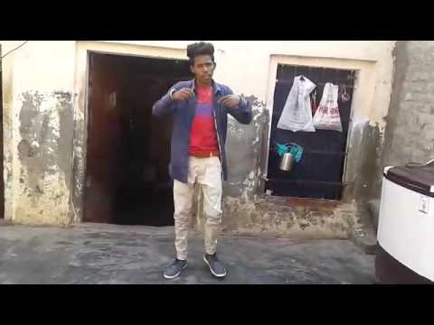 bollywood and robot mix dance
