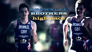 Brownlee Brothers - High pace