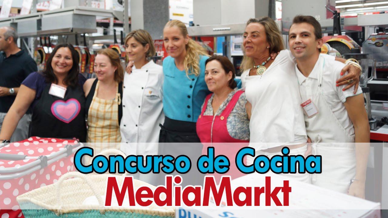 Concurso de cocina de mediamarkt youtube - Concurso de cocina ...