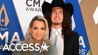 Gabby Barrett Slays CMAs Performance w/Hubby Cade Foehner