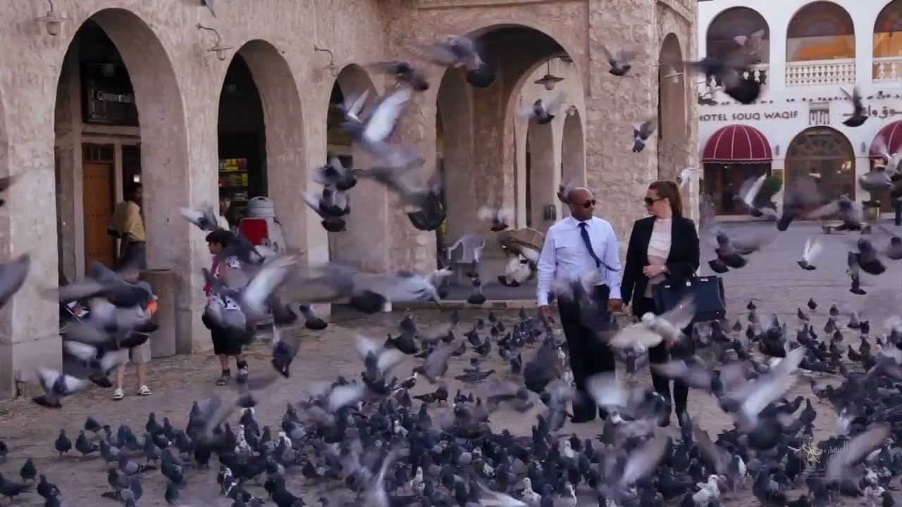 Living in Qatar - By Resolution Films - YouTube