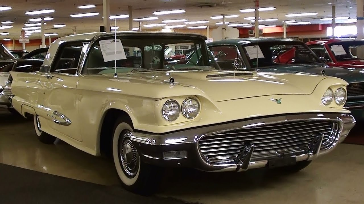 1959 Ford Thunderbird 352 V8