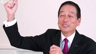 TOP INTERVIEW(1) 毎日経済人賞の資生堂・魚谷雅彦社長に聞く