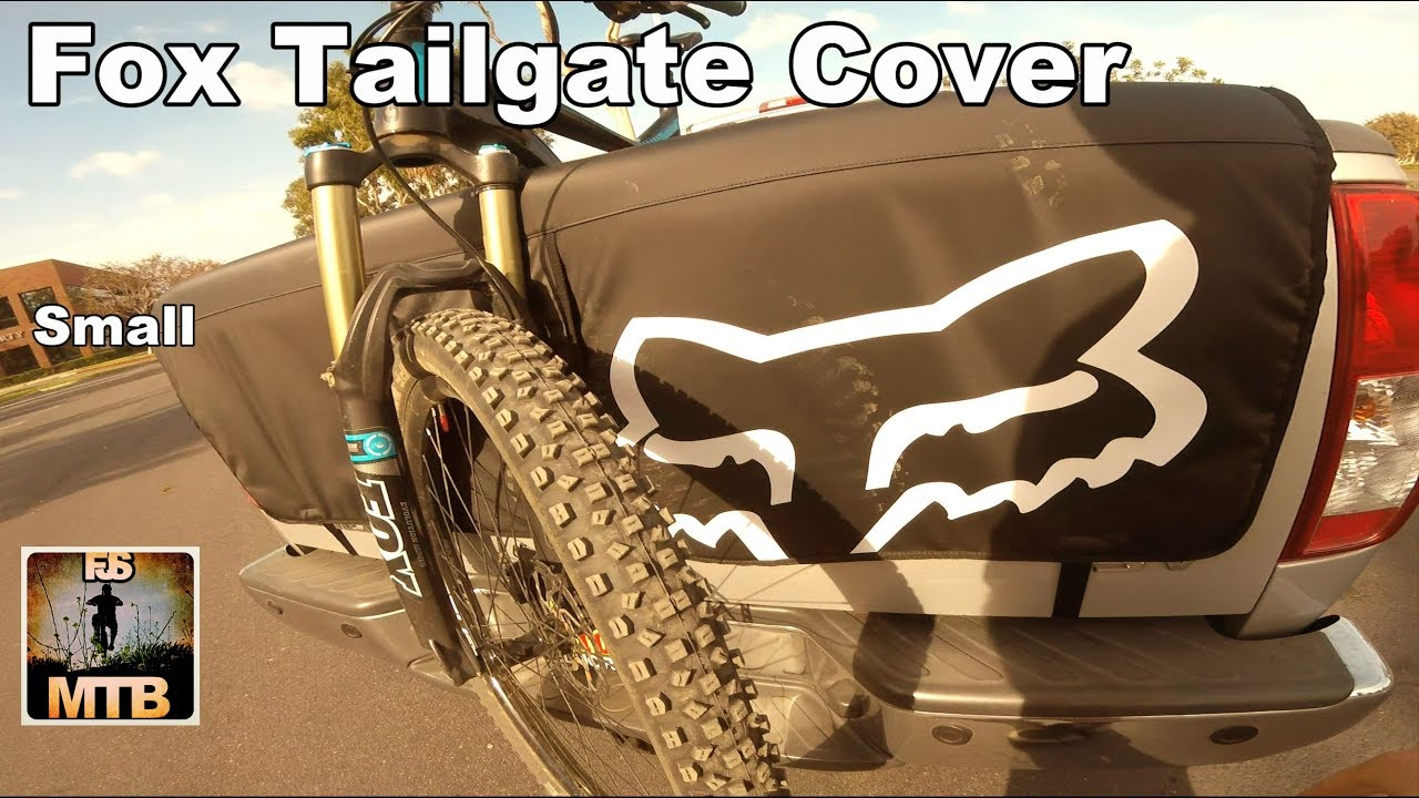 Fox Tailgate Cover Small