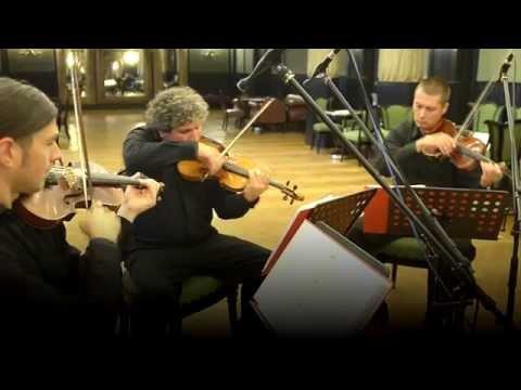 Dmitri Shostakovich: Waltz No. 2 - Cvartetul Grazioso, Târgu-Mureș
