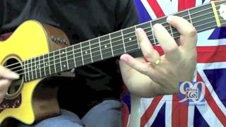 """How to Play """"Do You Want to Know a Secret"""" by The Beatles on Guitar - Lesson Excerpt"""