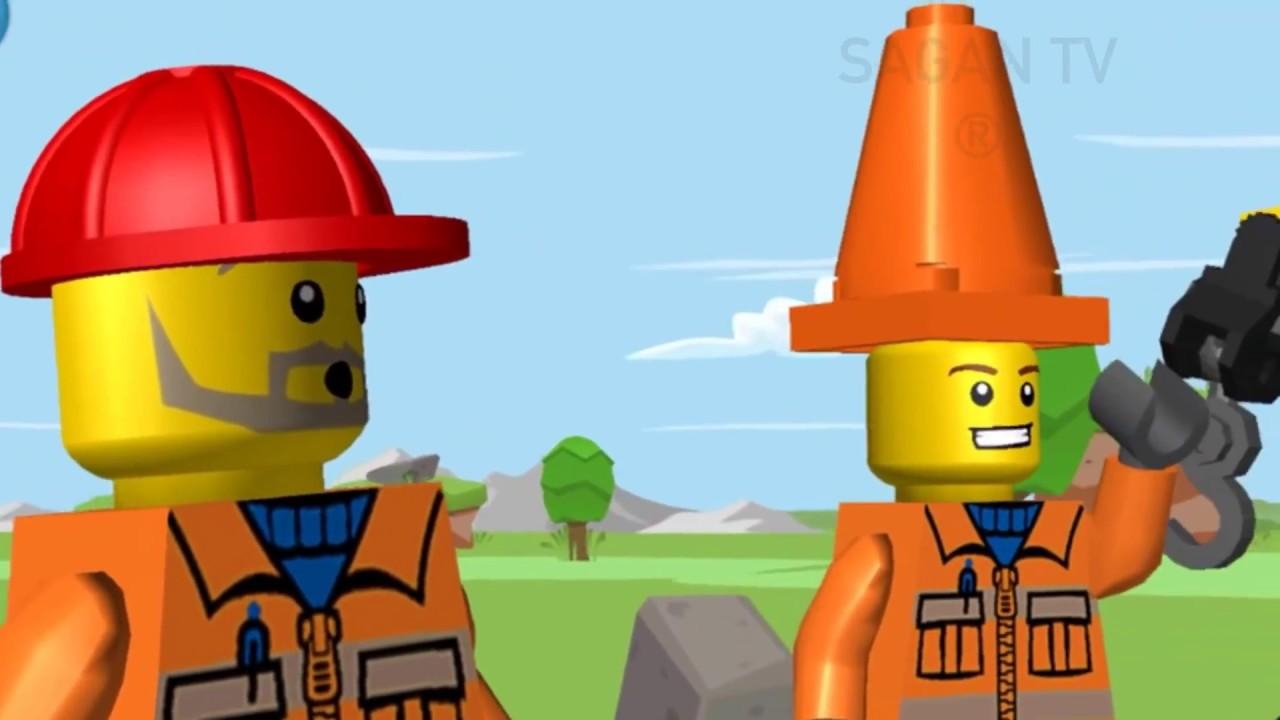 66daecc1f LEGO ROZPRAVKY PRE DETI - ANIMOVANY LEGO PRIBEH PRE NAJMENSICH - DETSKE  ROZPRAVKY PO SLOVENSKY