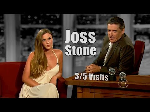 Joss Stone - She Doesn't Wear Shoes Often - 3/5 Visits In Chronological Order