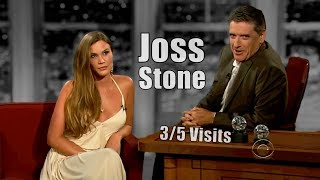 Joss Stone - She Doesn't Wear Shoes Often - 3/5 Visits In Chronological Order thumbnail