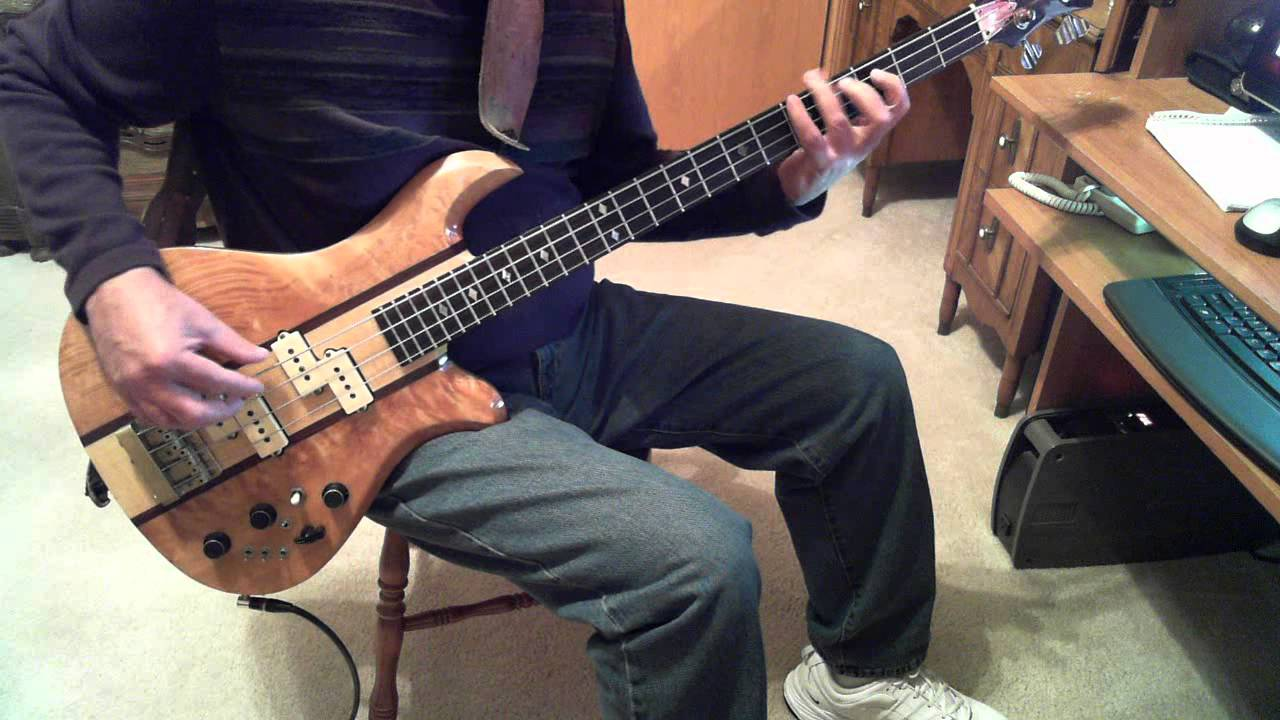 the-four-tops-its-the-same-old-song-greg-papaleo-bass-cover-greg-papaleo