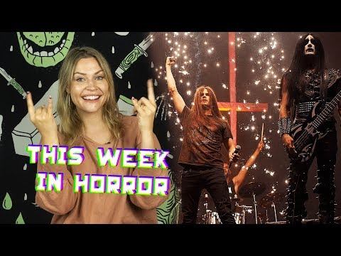 Horror Headlines for October 15, 2018- Heavy Trip, Pet Sematary, Robert Englund