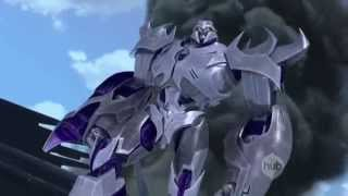 Gambar cover Megatron-Monster