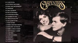 Carpenters Greatest Hits Collection Full Album | The Carpenter Songs |  Best Songs of The Carpenter