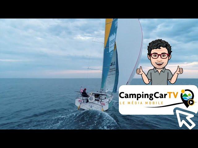 Je Tourisme en Camping-Car N°191 - Jean Marre et la Mini-Transat