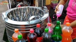 Street Food Soda Pop Ice-Cream 🍨🍦🍡😊