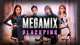 Gambar cover BLACKPINK 'Ultimate MEGAMIX MASHUP' 2019 (All Songs MV in 5 min) by ThaMonkeySquad