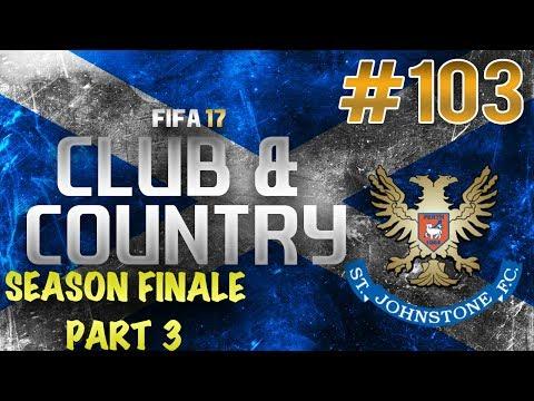 FIFA 17 | Club & Country | #103 | SERIES FINALE! Champions League Final v Barcelona