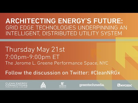 Architecting Energy's Future: Grid Technologies Underpinning an Intelligent Utility System
