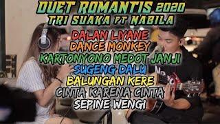 Duet Romantis 2020 Full Album Terbaru Tri Suaka Ft Nabila