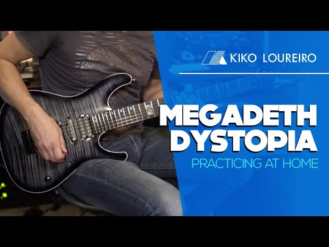 Megadeth Dystopia - Practicing at home streaming vf