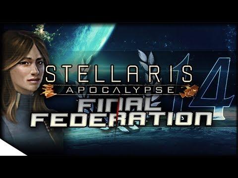 AMAZING Governorships | STELLARIS: Apocalypse — Final Federation 14 | 2.0.1 Cherryh Update