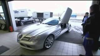 Das Millionen Tuning Aufmotzen für Superreiche Mercedes SLR Part 1/4 HD