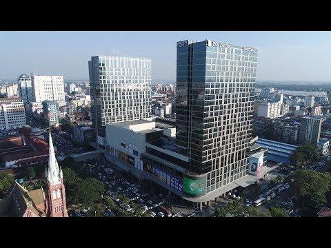 Junction City - Yangon Downtown