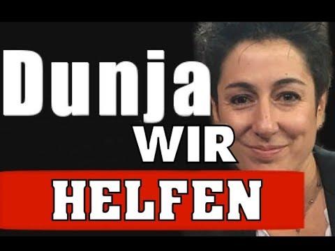 Dunja Hayali wird übelst beleidigt - DAS VIDEO