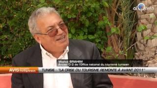 Tunisie : « La crise du tourisme remonte à avant 2011 »