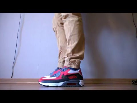 Buty/shoes Nike Air Max lunar 90 C3.0 631744-101 na nogach
