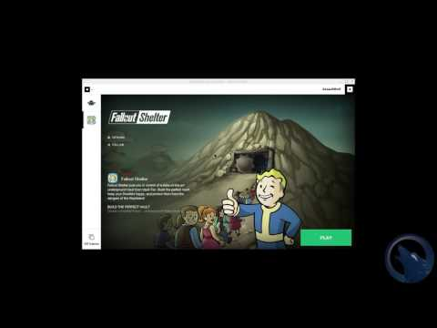 How To Get Bethesda's Launcher To Work And Install Fallout Shelter. (PC)