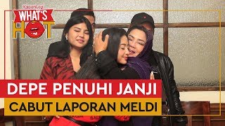 Download Video Dewi Perssik Cabut Laporan Soal Meldi di Polda Metro Jaya MP3 3GP MP4