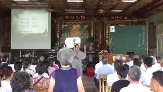蔡長鈞教授 身心靈健康講座-2 20160619