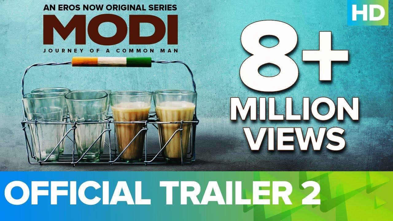 Modi - Journey Of A Common Man - Trailer 2 | Ashish Sharma | Umesh Shukla |  Episodes Streaming Now