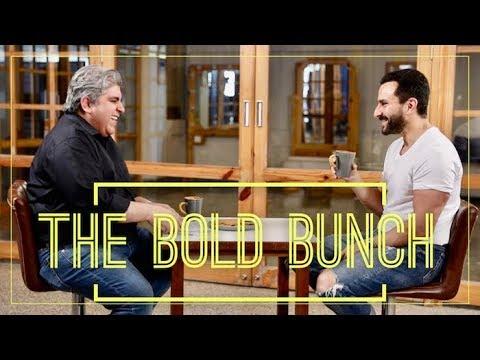 The Bold Bunch: Saif Ali Khan with Rajeev Masand