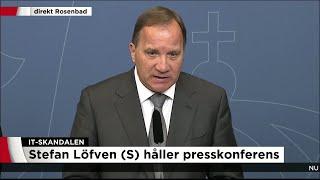 """""""Det som har skett hos Transportstyrelsen är ett haveri"""" - Nyheterna (TV4)"""
