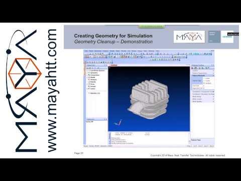 Femap™ Webinar Series Part 1: Leveraging your existing CAD data for FE modeling