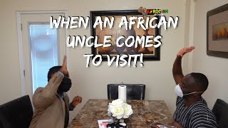 Download Clifford Owusu Comedy - In An African Home: Home Visit...During Covid? - Clifford Owusu