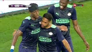 أهداف مباراة جالاتا سراي وايندهوفن 1-2 الدور التمهيدي من دوري أبطال اوروبا
