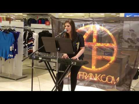 Aly frank sings Hello