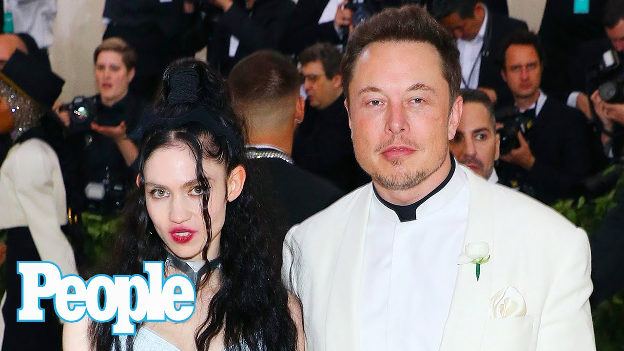 Elon Musk and Grimes Have Semi-Separated