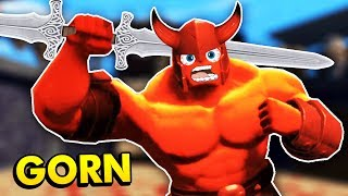 NEW BERSERKER CHAMPION GLADIATOR IN VIRTUAL REALITY! (GORN VR HTC Vive Gameplay)