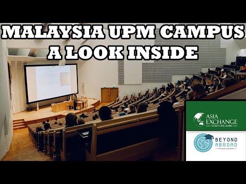 Study in Malaysia - Universiti Putra Malaysia Campus Tour
