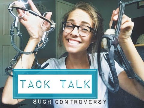 CONTROVERSIAL TACK TOPICS: Bits, Whips, Spurs & More!