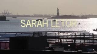 Sarah Letor - Teaser EP 2017