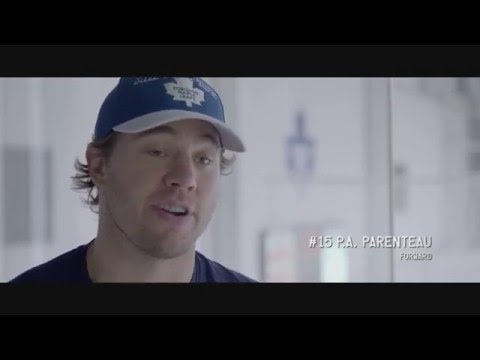 The Leaf: Blueprint Presents P-A Parenteau